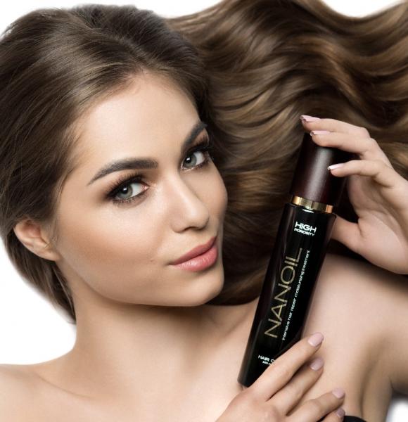 Nanoil – jedes Haar ist wichtig!