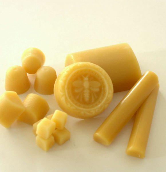 Pflegende Produkte aus Bienenhaus. Wie wirken sie?