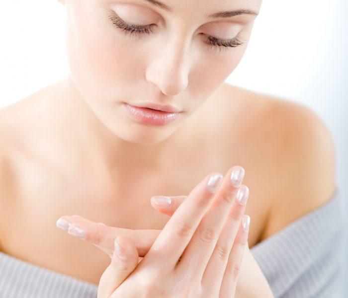 Geprüfte Methoden gegen trockene Haut.