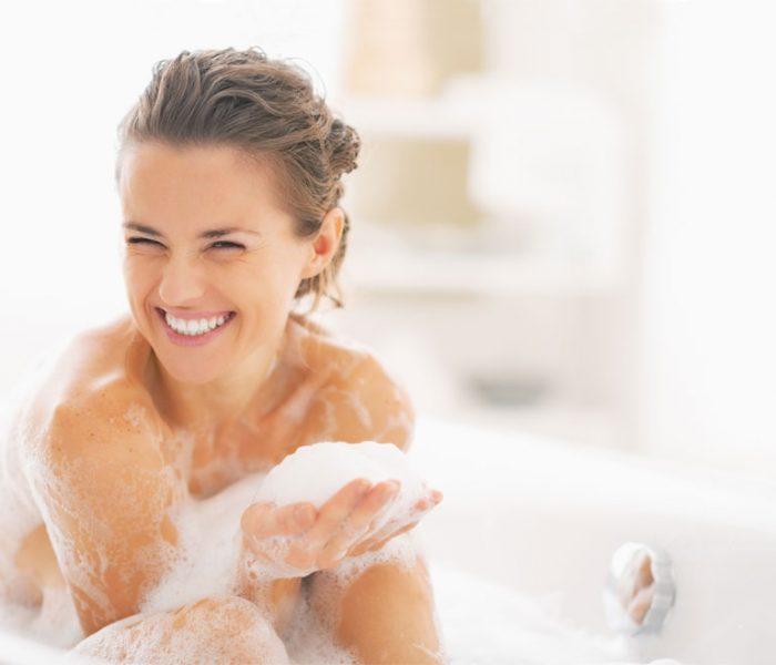 Wieviel Wasser braucht Ihre Haut? Feuchtwanger.
