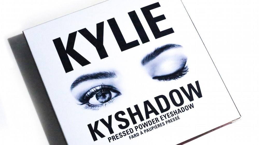 KyShadow: neue Kollektion der Kosmetikprodukte von Kylie Jenner